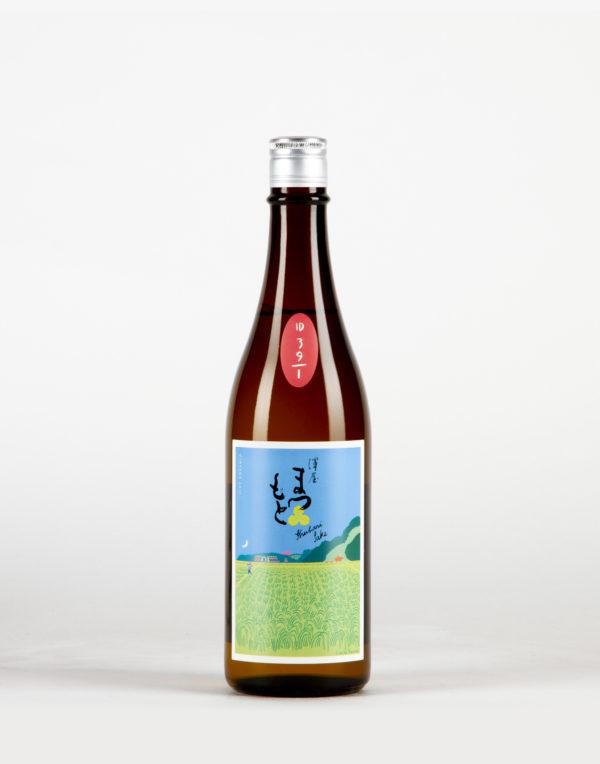 Junmai Daiginjô ID 39-1 Sake, Matsumoto Shuzo