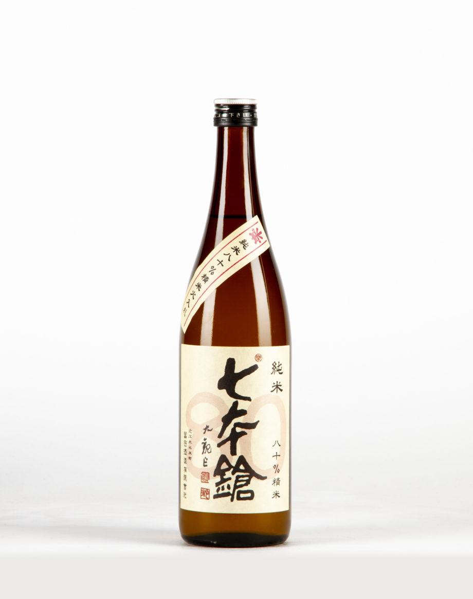 SHICHIHONYARI Teisei Haku 80% Saké, Tomita Shuzô