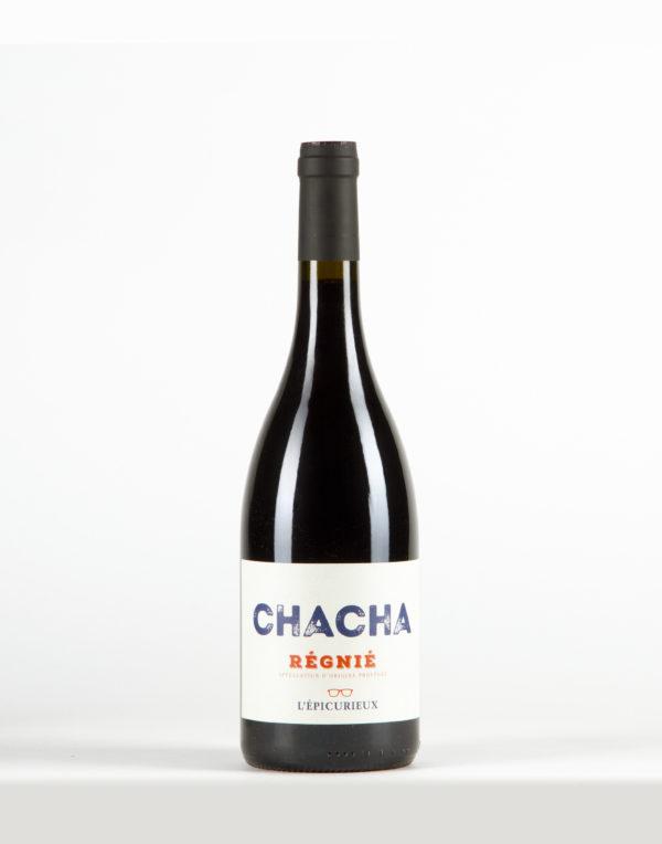 Chacha Régnié, L'Epicurieux