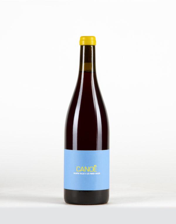 Canoë Vin de France, Domaine Valentin Vallès