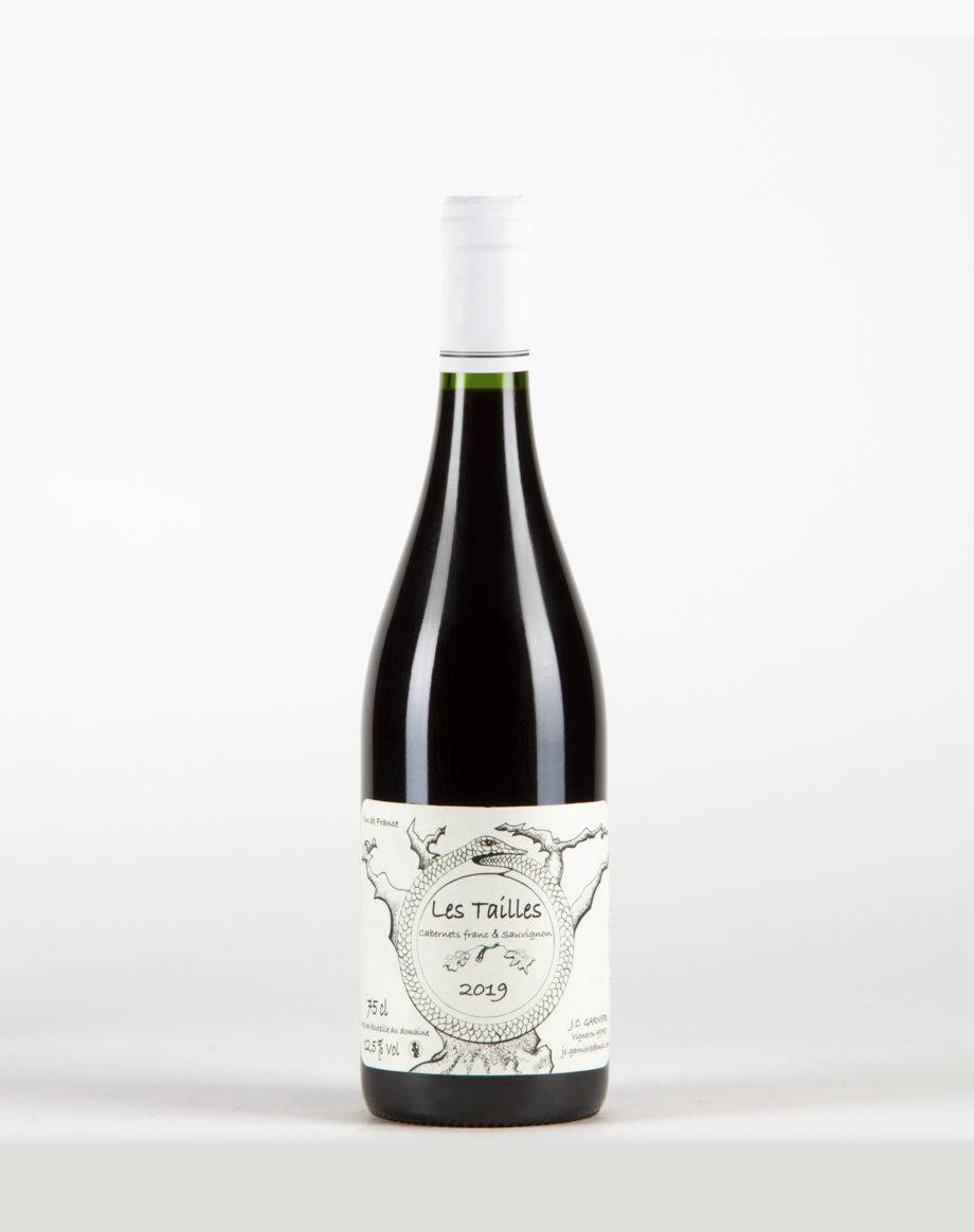 Les Tailles Vin de France, Domaine JC Garnier