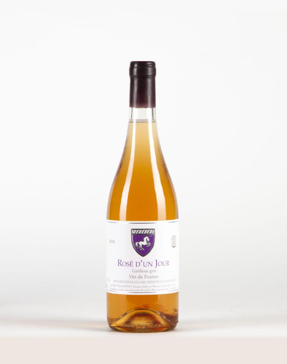 Rosé d'un Jour Vin de France, Ferme de la Sansonnière