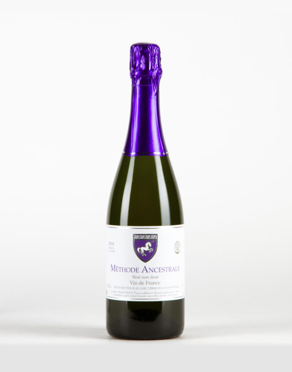 Méthode Ancestrale - Brut non dosé Vin de France, Ferme de la Sansonnière