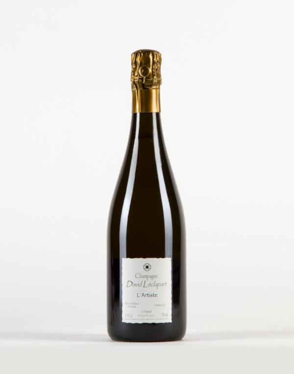 L'Artiste Champagne, David Léclapart