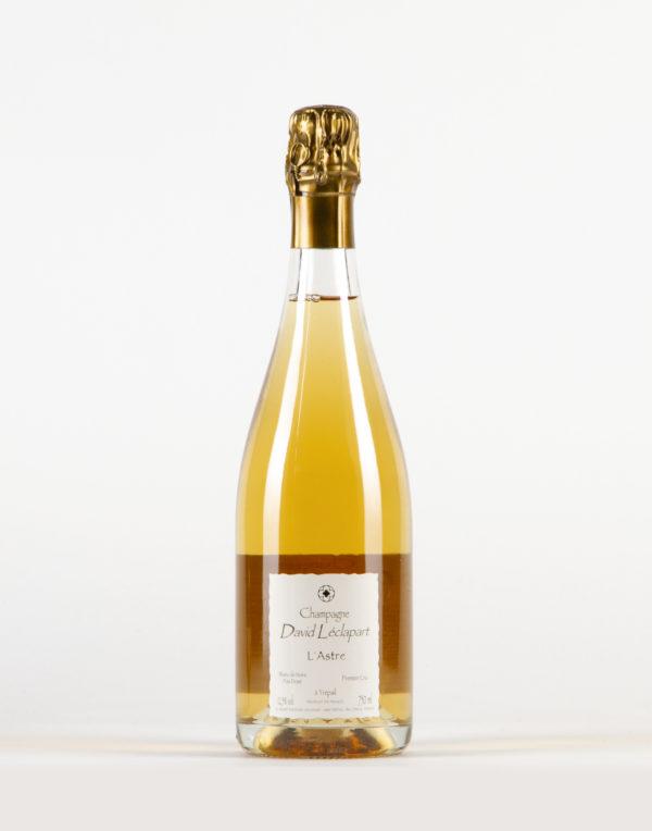 L'Astre Champagne, David Léclapart