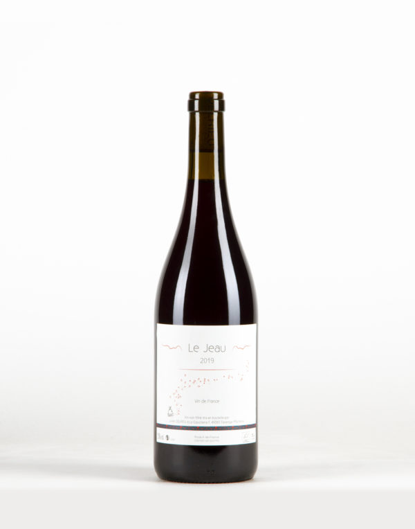 Le Jeau Vin de France, Julien Delrieu