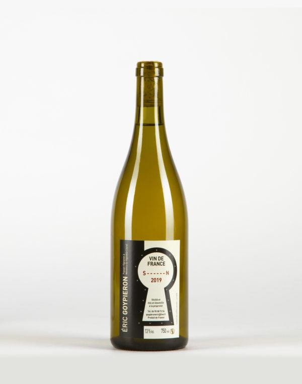Savagnin Vin de France, Eric Goypieron
