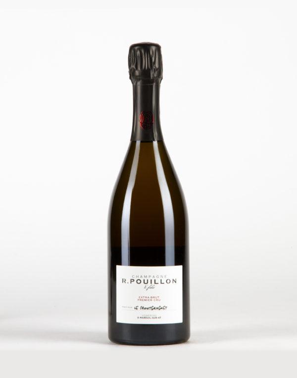 Le Montgruguet extra-brut Champagne 1er Cru, Champagne R. Pouillon