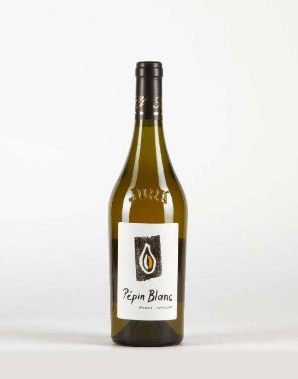 Pépin Blanc Vin de France, Kevin Bouillet