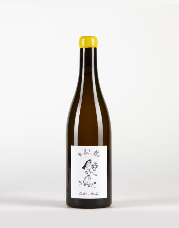 Moitié-Moitié Vin de Savoie, Ca Boit Libre