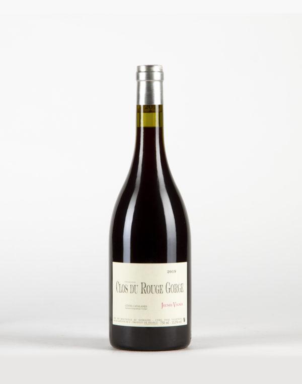 Jeunes Vignes Côtes Catalanes, Clos du Rouge Gorge