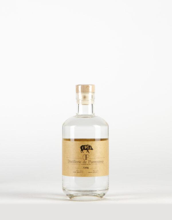Coing Eau de Vie, Distillerie de Porrentruy