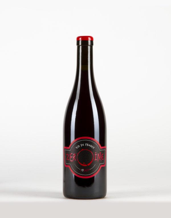 L19 Gacha Vin de France, Zeroïne