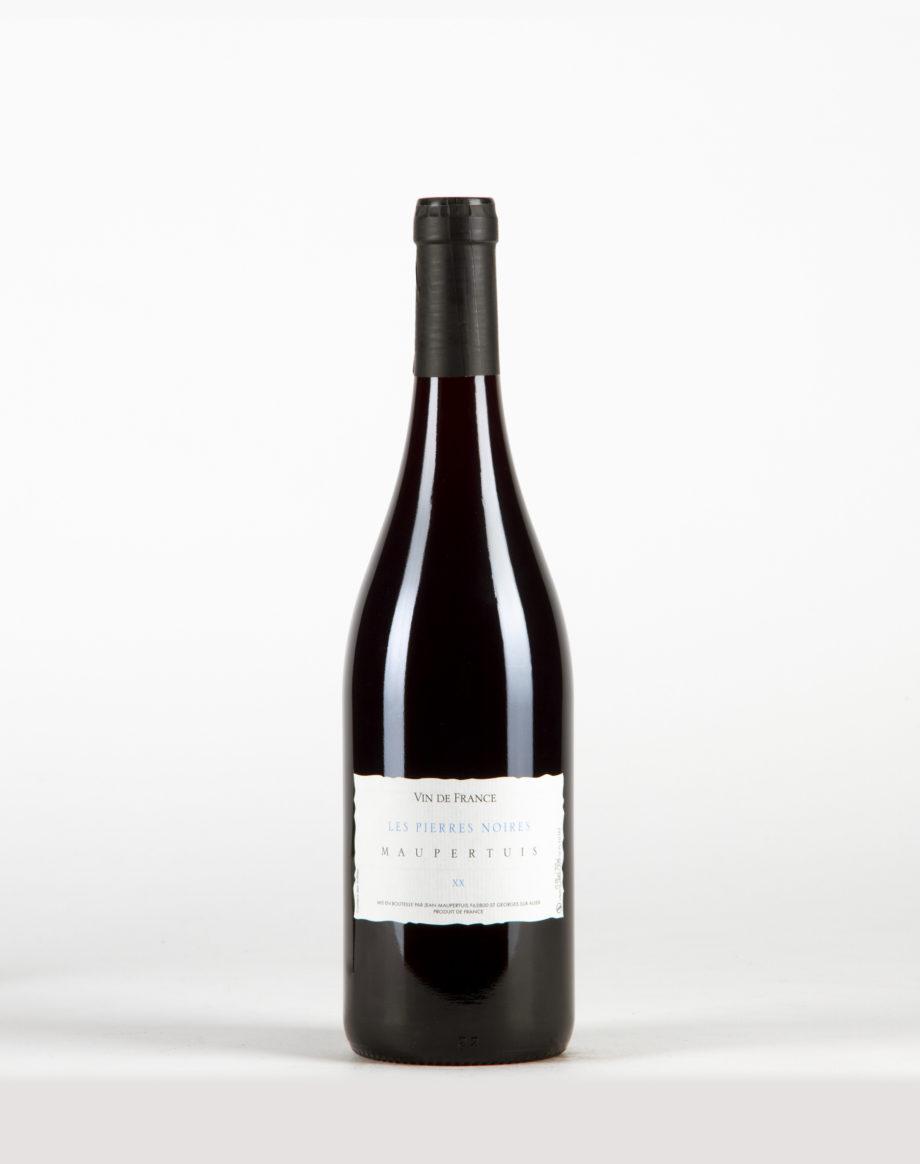 Pierres Noires Vin de France, Jean Maupertuis