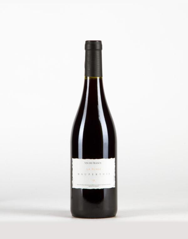 La Plage Vin de France, Jean Maupertuis