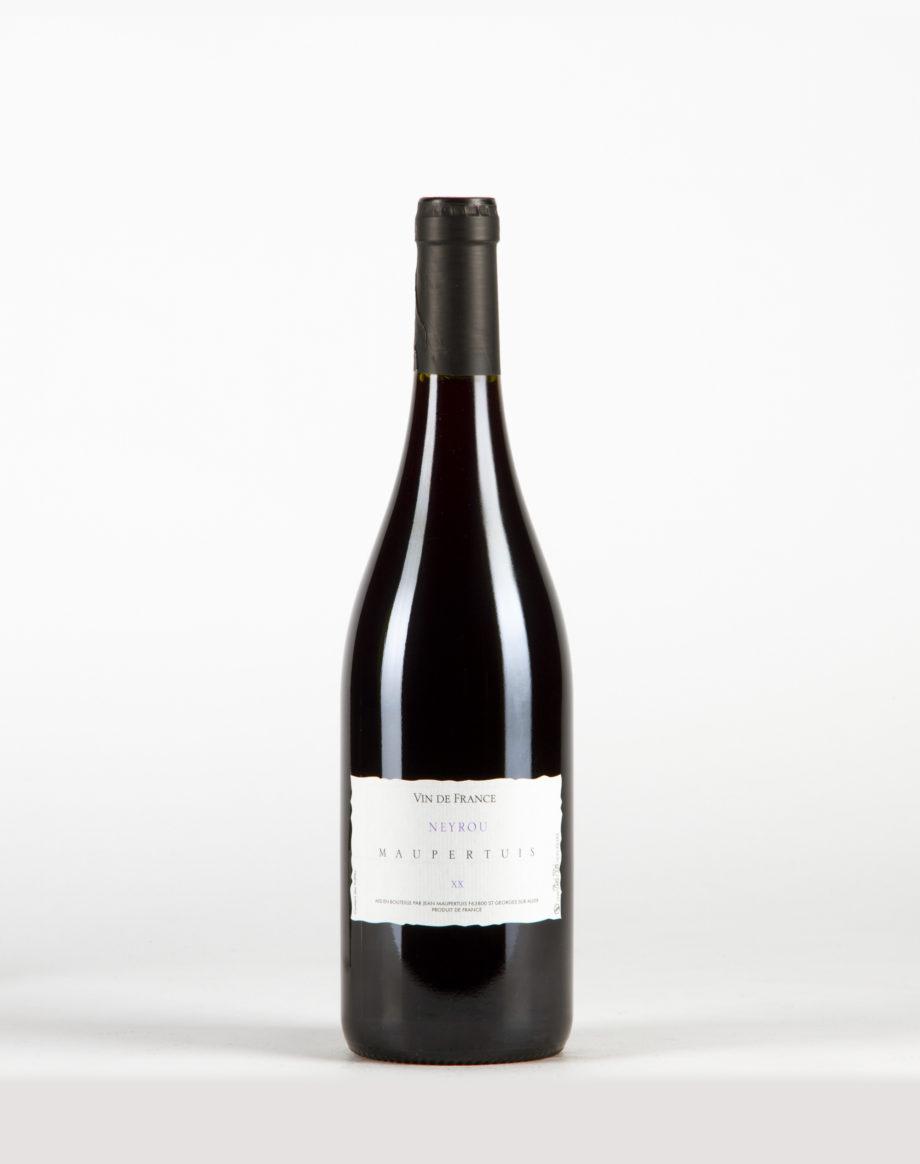 Neyrou Vin de France, Jean Maupertuis