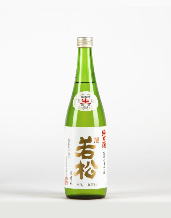 Asahi Wakamatsu Saké, Naka Shuzo