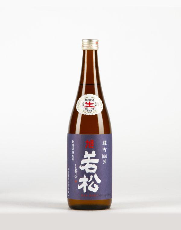 Asahi Wakamatsu Omachi Saké, Naka Shuzo