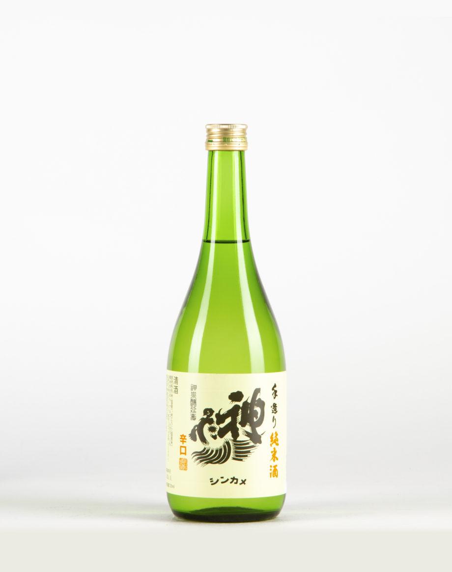 Shinkame Saké, Shinkame Shuzo