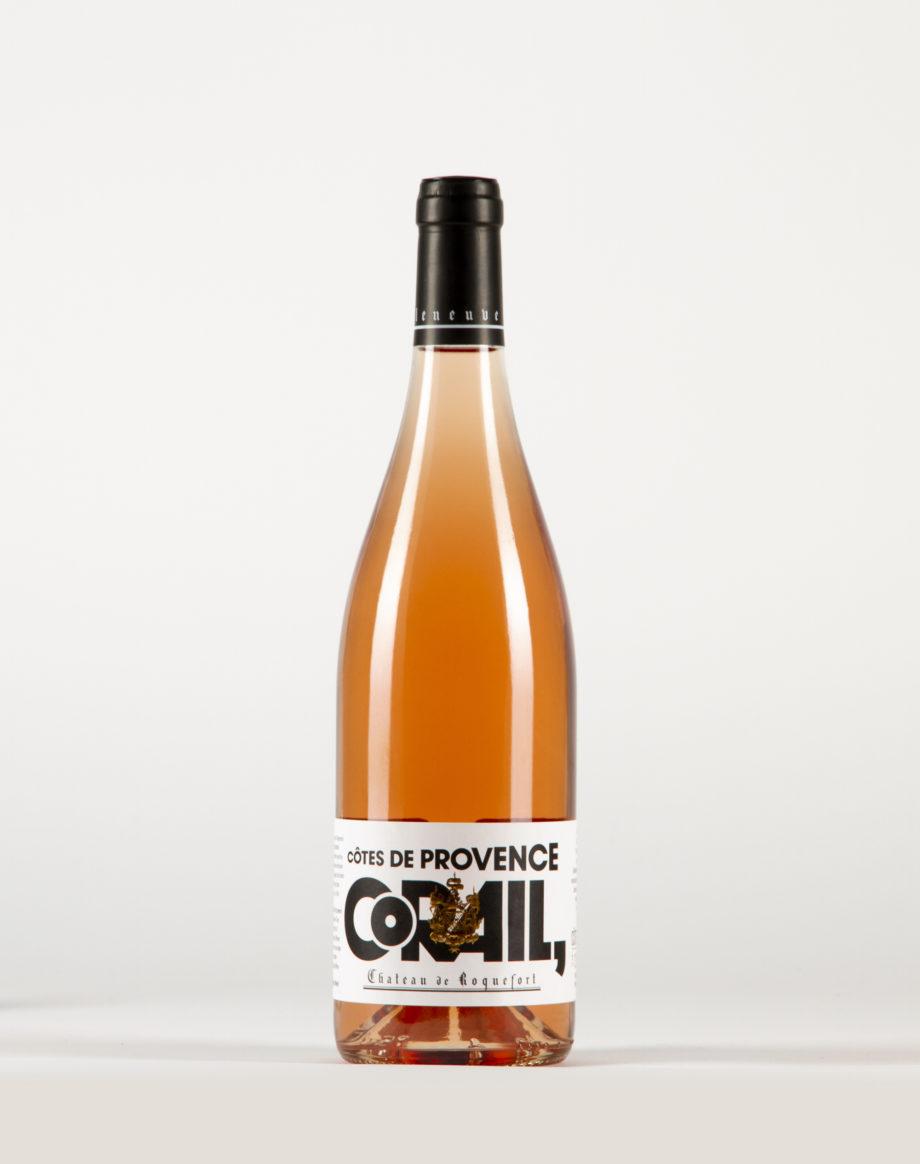 Corail Côtes de Provence, Château de Roquefort
