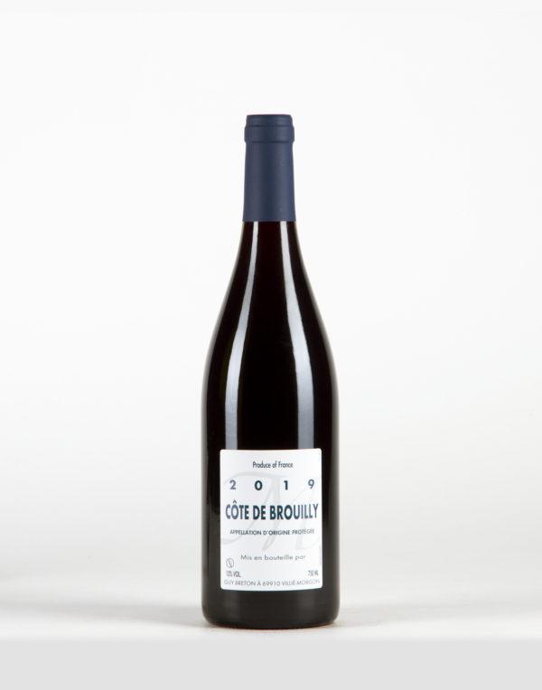 Côtes de Brouilly - Vieilles Vignes Côte de Brouilly, Domaine Guy Breton