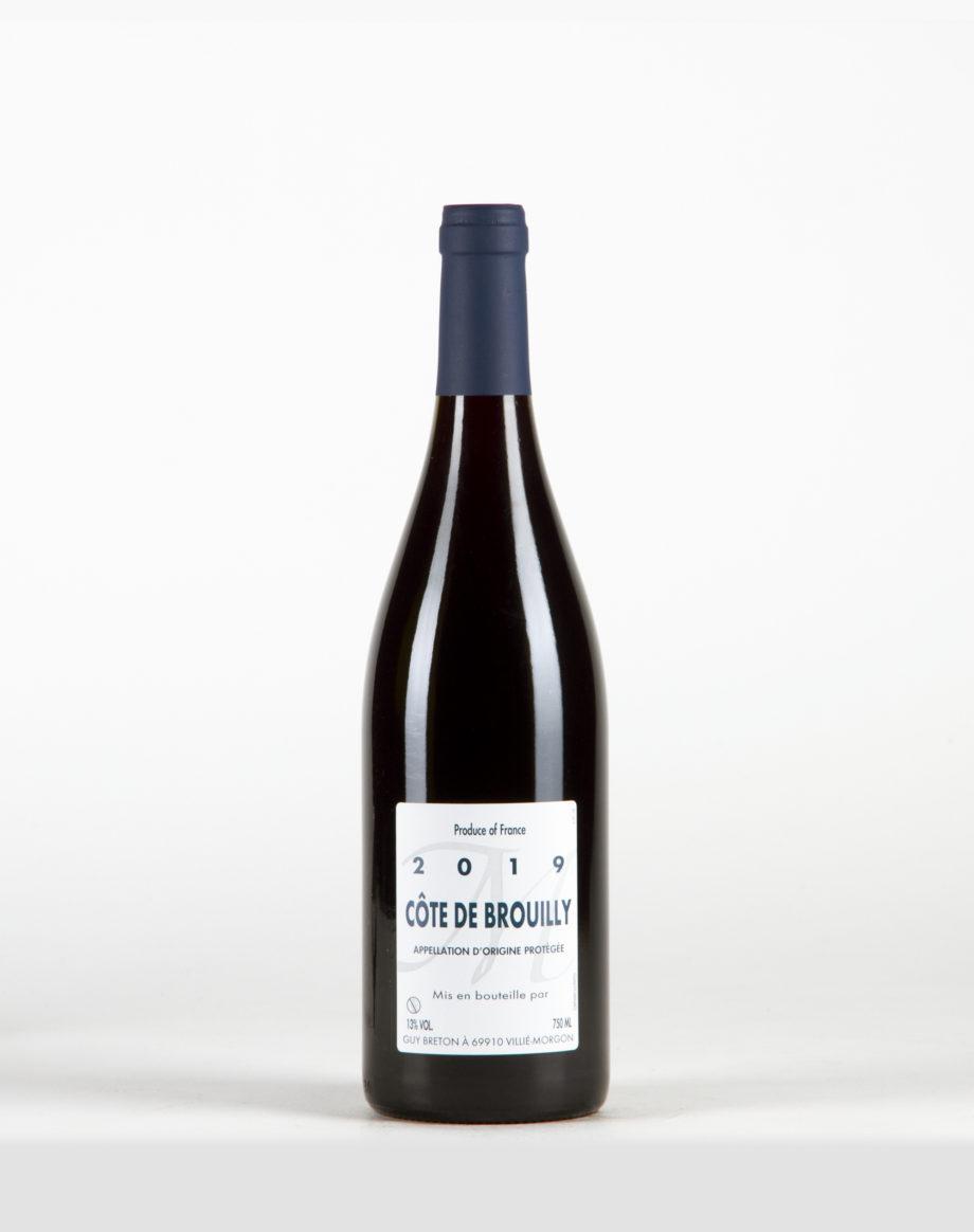 Côtes de Brouilly – Vieilles Vignes Côte de Brouilly, Domaine Guy Breton