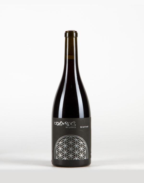 Gratitud N Cabernet franc Vin de Pays, Celler Cosmic