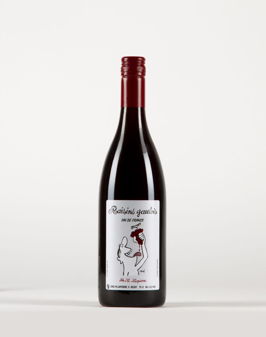 Raisins Gaulois Vin de France, Domaine Marcel Lapierre