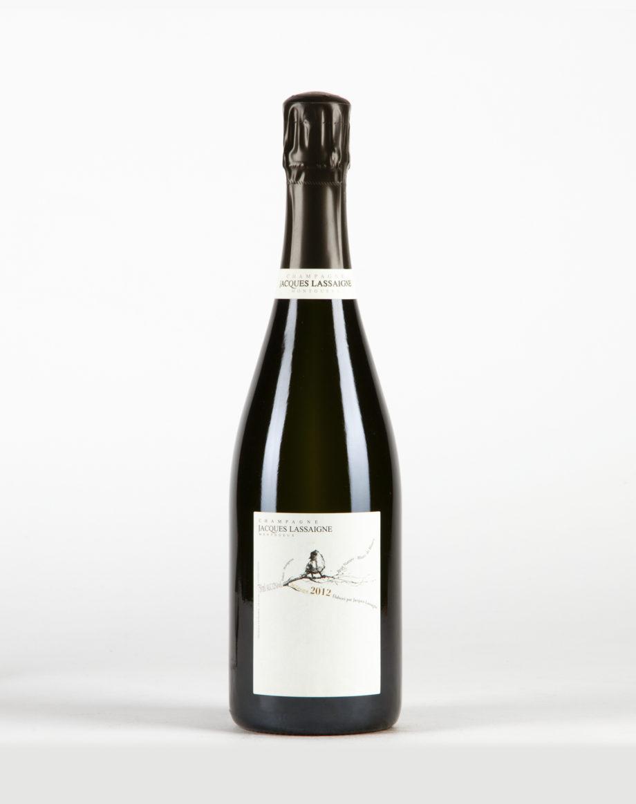Millésime 2012 Champagne, Jacques Lassaigne