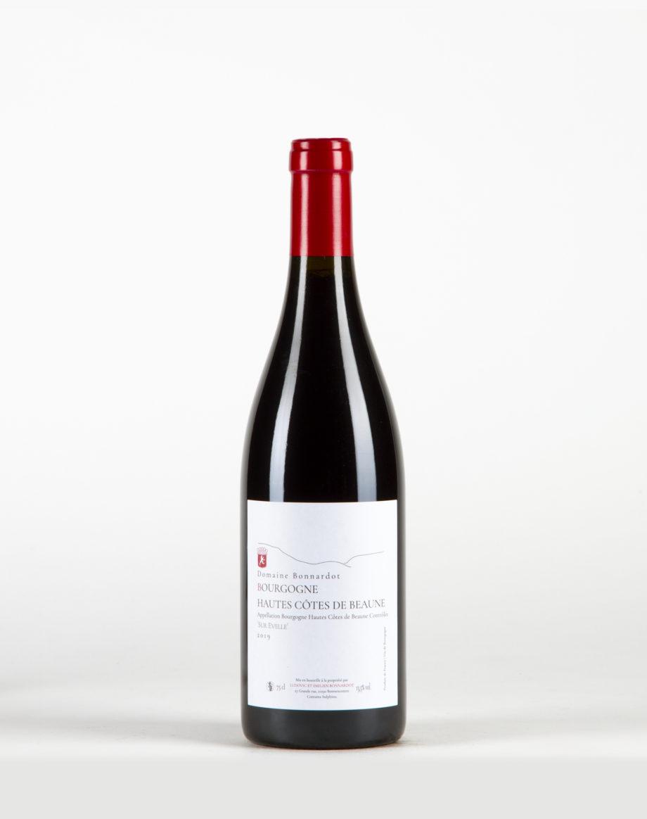 Hautes Côtes de Beaune Rouge «Sur Evelle» Domaine Bonnardot
