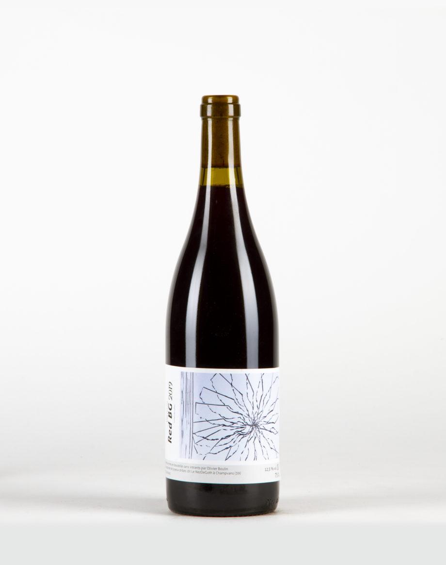 Bourgogne Red Vin de France, Le Nez de Goth