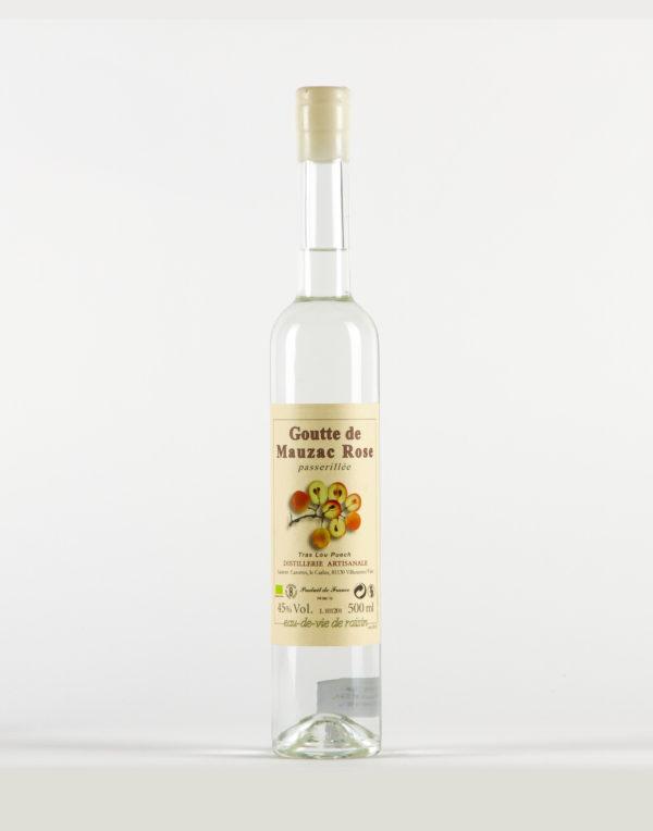 Goutte de Mauzac Rose Distillerie Laurent Cazottes 45%