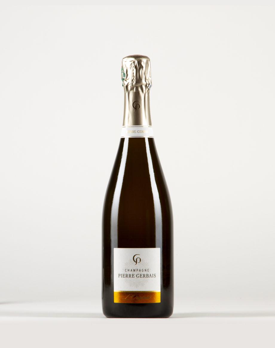 L'Originale (Pinot Blanc)  Champagne, Champagne Pierre Gerbais