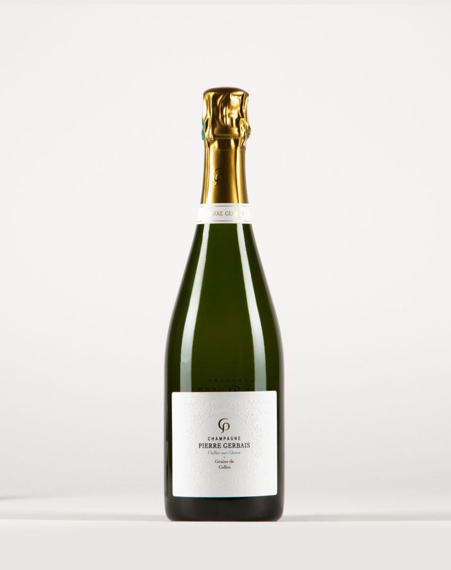 Grain de Celles – Extra Brut Champagne, Champagne Pierre Gerbais