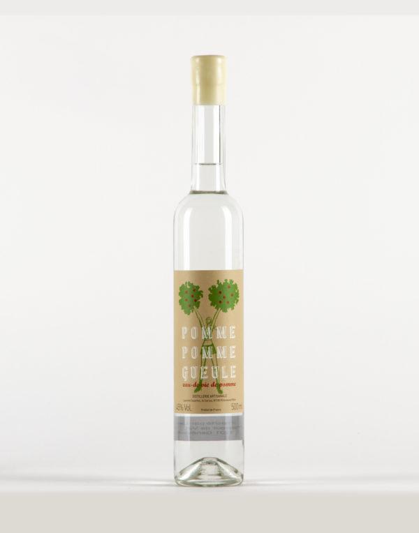 Goutte de Pomme Pomme Gueule Distillerie Laurent Cazottes 45%