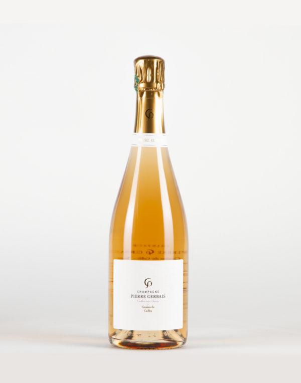 Grain de Celles Rosé Champagne, Champagne Pierre Gerbais