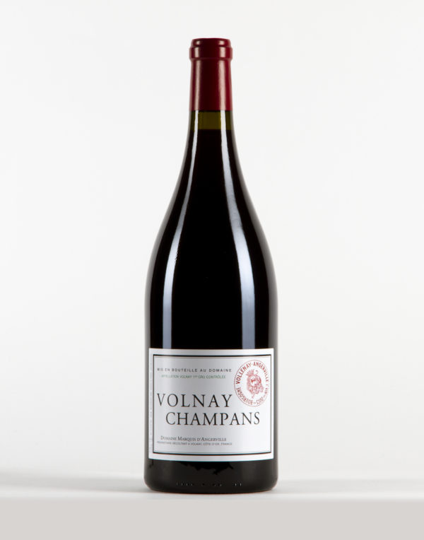 Champans Volnay 1er Cru, Domaine Marquis d'Angerville