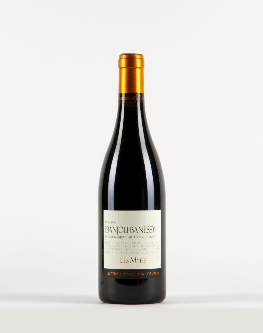 Les Myrs Côtes Catalanes, Domaine Danjou-Banessy