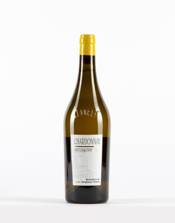 "Chardonnay ""Patchwork"" Arbois, Domaine Stéphane Tissot"