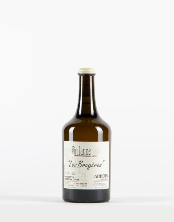 """Vin Jaune """"Les Bruyères"""" Arbois, Domaine Stéphane Tissot"""