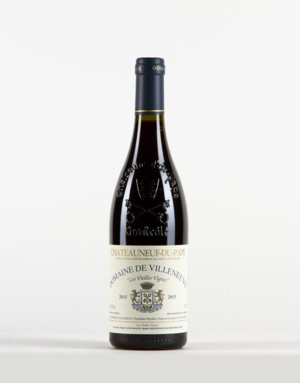 Les Vieilles Vignes Châteauneuf-du-Pape, Domaine de Villeneuve