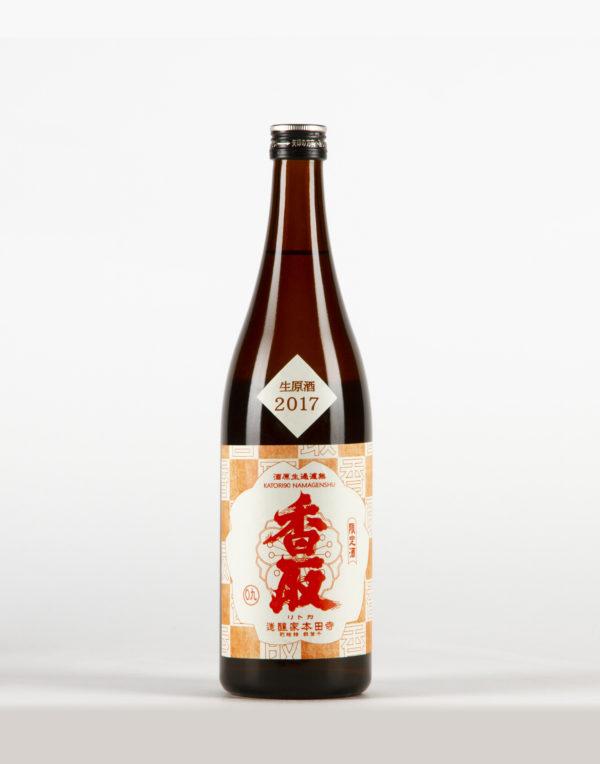 Katori 90 Nama Gen Sake, Terada Honke