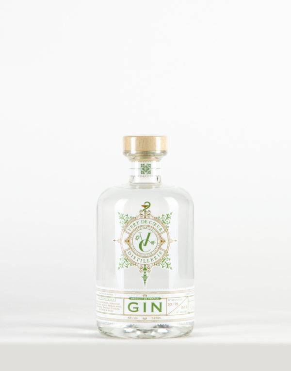 Gin Celadon Vert de Coeur