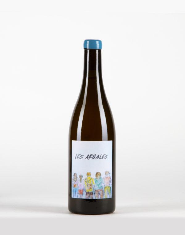 Les Argales Vin de France, Nicolas Jacob