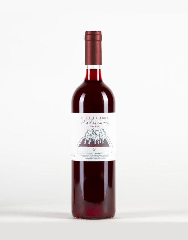 Palmento rosso Vino da Tavola, Vino di Anna