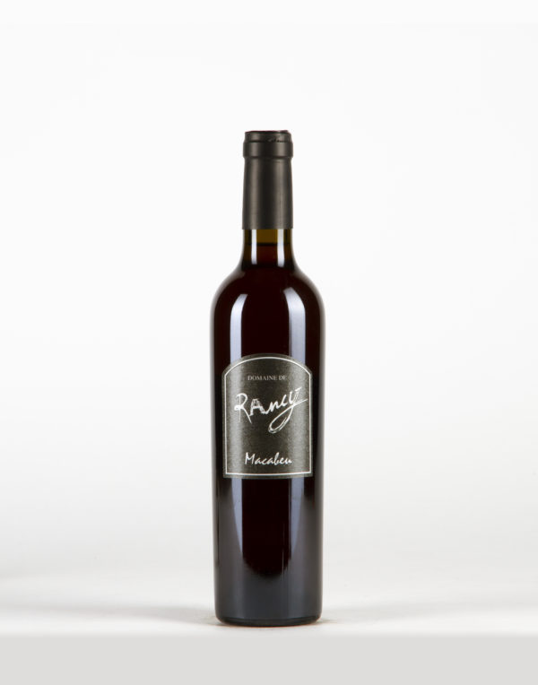 Rancio sec - Macabeu Côtes Catalanes, Domaine de Rancy