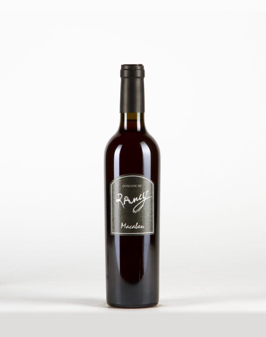 Rancio sec – Macabeu Côtes Catalanes, Domaine de Rancy