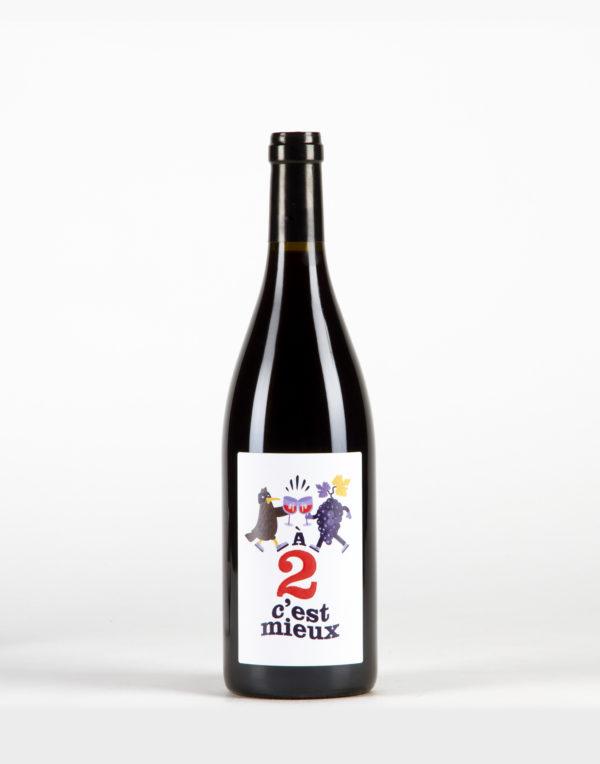 A 2 c'est mieux Vin de France, Romain Le Bars