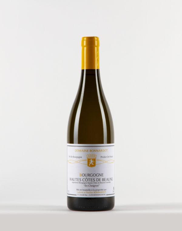 En Cheignot Hautes Côtes de Beaune, Domaine Bonnardot