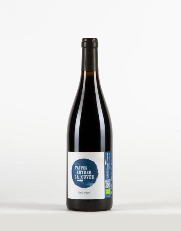 Faites entrer la cuvée Vin de France, Thibault Stephan
